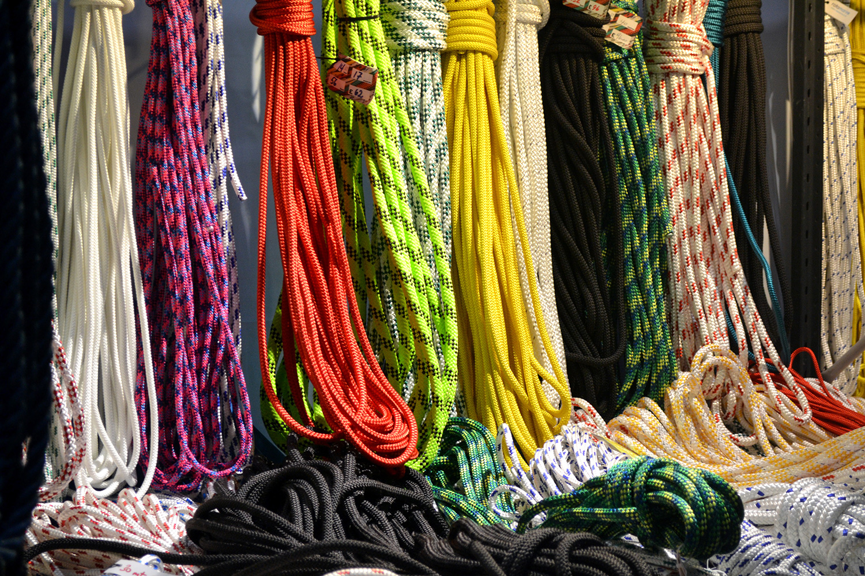 touwen klimmen en abseilen