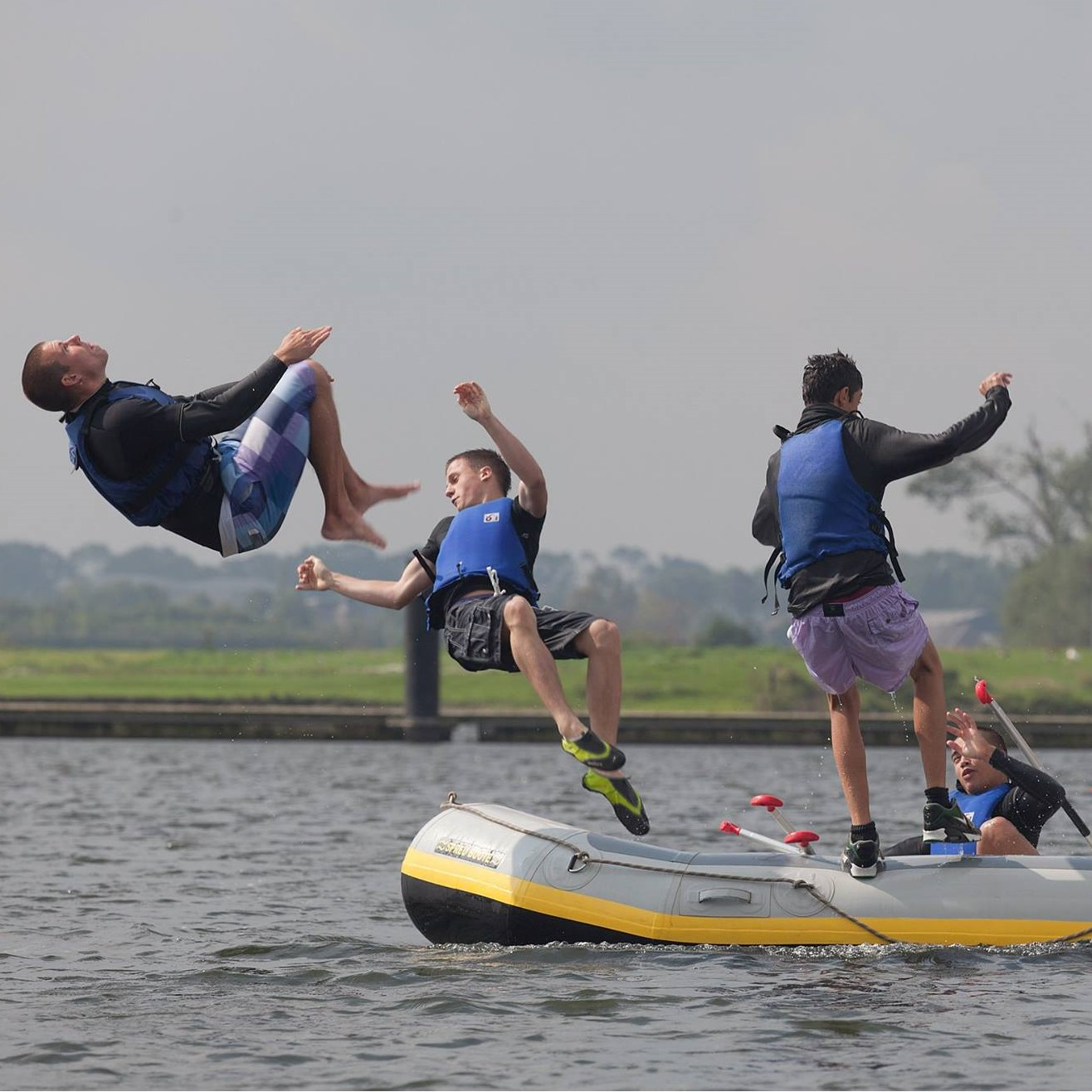 watersport break out evenementen
